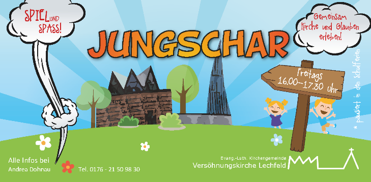 Jungschar-Flyer